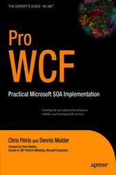 Pro WCF by Amit Bahree