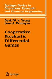 Cooperative Stochastic Differential Games by David W.K. Yeung