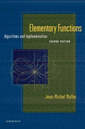 Elementary Functions by Jean-Michel Muller