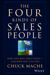 The Four Kinds of Sales People by Chuck Mache