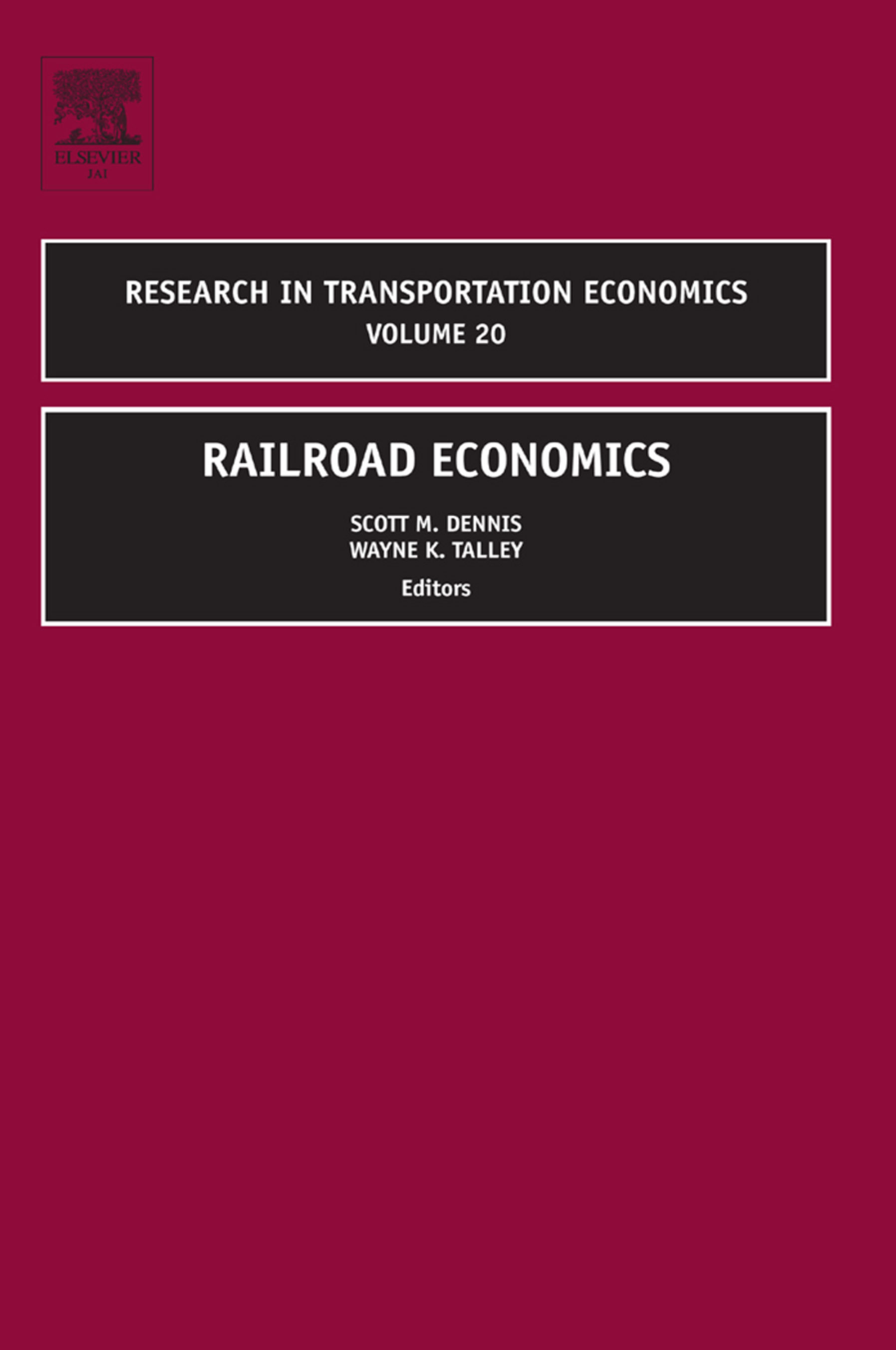 Download Ebook Railroad Economics by Scott Dennis Pdf