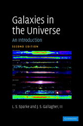 Galaxies in the Universe by Linda S. Sparke