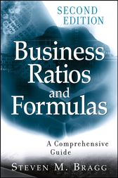 Business Ratios and Formulas by Steven M. Bragg