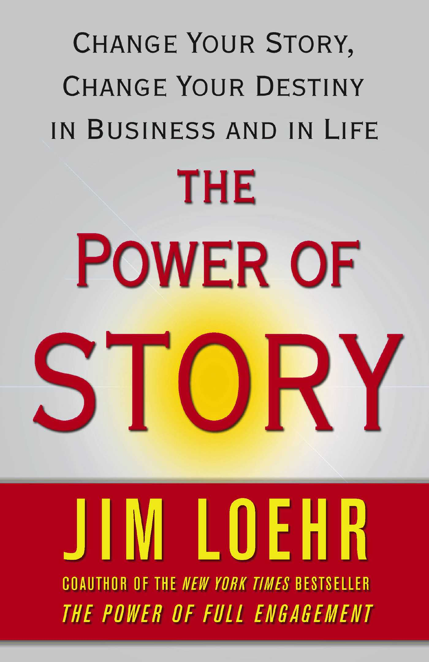 Download Ebook The Power of Story by Jim Loehr Pdf
