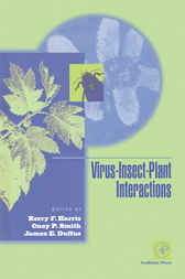 Virus-Insect-Plant Interactions by Kerry F. Harris