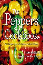 The Peppers Cookbook by Jean Andrews