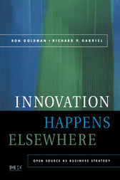 Innovation Happens Elsewhere by Ron Goldman