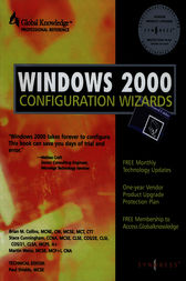Windows 2000 Configuration Wizards by Syngress