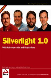 Silverlight 1.0 by Devin Rader