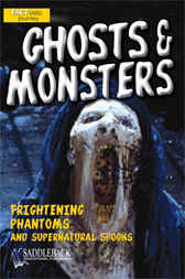 Ghosts & Monsters by Jason Page