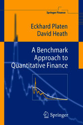 A Benchmark Approach to Quantitative Finance by Eckhard Platen