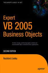 Expert VB 2005 Business Objects by Rockford Lhotka