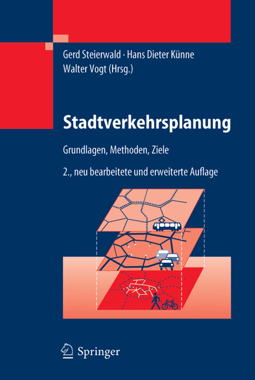 Download Ebook Stadtverkehrsplanung (2nd ed.) by Gerd Steierwald Pdf