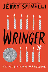 Wringer by Jerry Spinelli