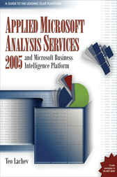 Applied Microsoft Analysis Services 2005 by Teo Lachev
