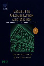 Computer Organization and Design by David A. Patterson