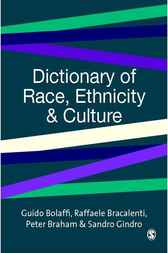 Dictionary of Race, Ethnicity and Culture by Guido Bolaffi
