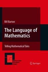 The Language of Mathematics by Bill Barton