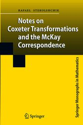 Notes on Coxeter Transformations and the McKay Correspondence by Rafael Stekolshchik