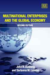 Multinational Enterprises and the Global Economy by J.H. Dunning