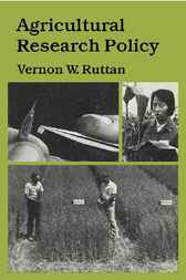 Agricultural Research Policy by Vernon W. Ruttan