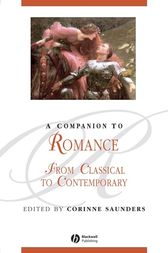 A Companion to Romance by Corinne Saunders