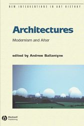 Architectures by Andrew Ballantyne