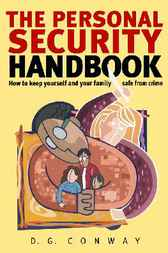 The Personal Security Handbook by D. G. Conway