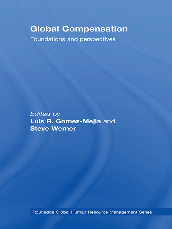 Download Ebook Global Compensation by Luis Gomez-Mejia Pdf