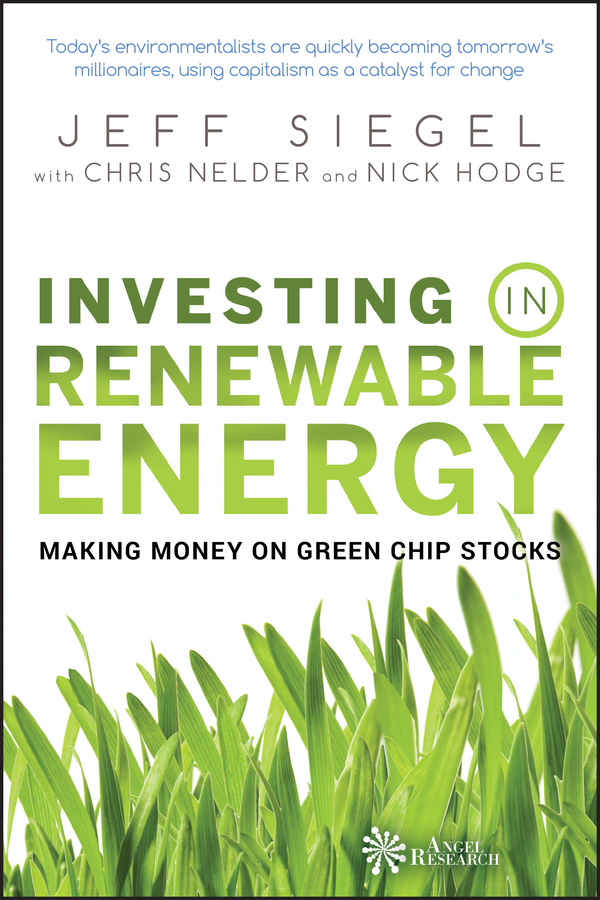 Download Ebook Investing in Renewable Energy by Jeff Siegel Pdf