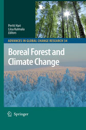 Boreal Forest and Climate Change by Pertti Hari