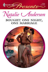 Bought: One Night, One Marriage by Natalie Anderson