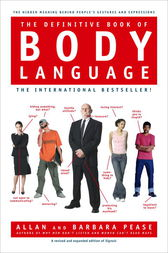The Definitive Book of Body Language by Barbara Pease