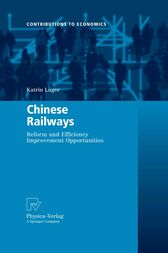 Chinese Railways by Katrin Luger
