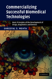 Commercializing Successful Biomedical Technologies by Shreefal S. Mehta