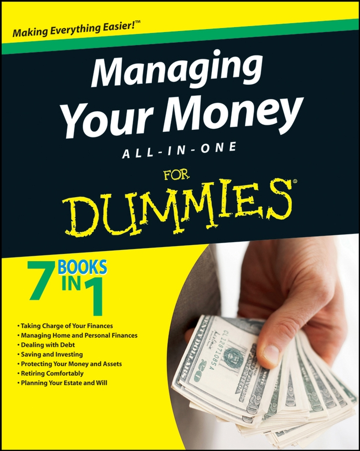 Download Ebook Managing Your Money All-In-One For Dummies by Consumer Dummies Pdf