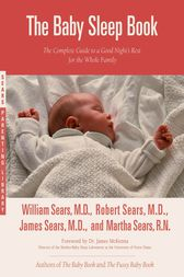 The Baby Sleep Book by William Sears