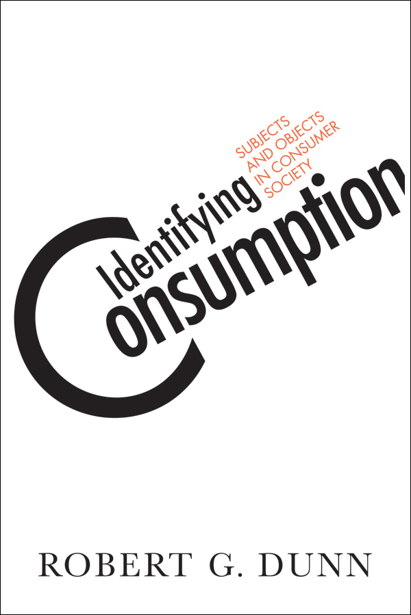 Download Ebook Identifying Consumption by Robert G. Dunn Pdf