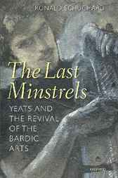 The Last Minstrels by Ronald Schuchard