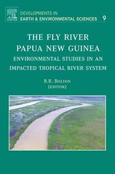 The Fly River, Papua New Guinea by Barrie R. Bolton