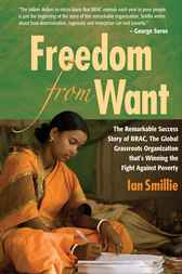 Freedom From Want by Ian Smillie