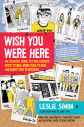 Wish You Were Here by Leslie Simon