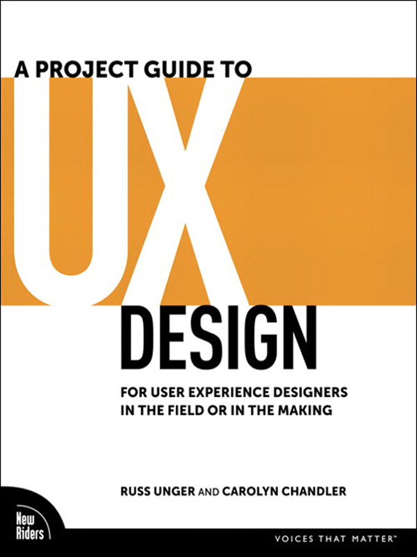 Download Ebook A Project Guide to UX Design by Russ Unger Pdf