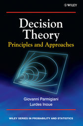 Decision Theory by Giovanni Parmigiani