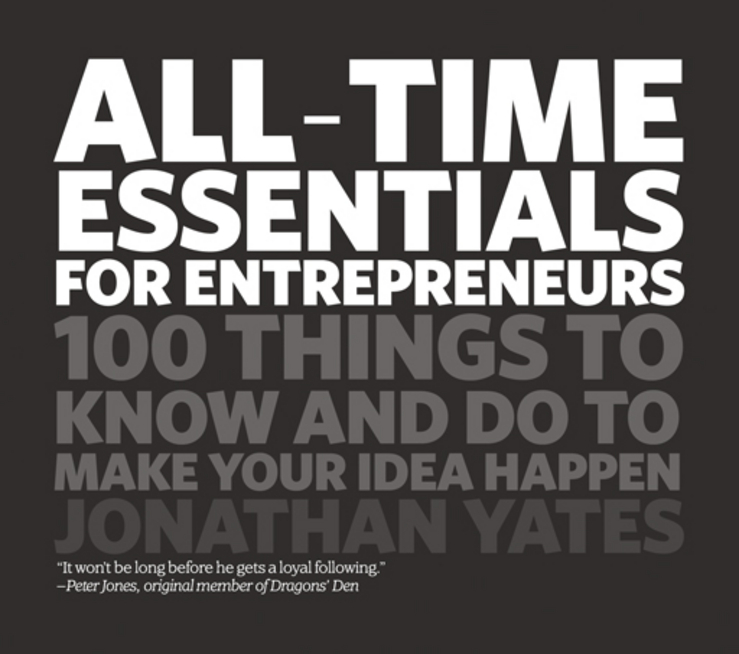 Download Ebook All Time Essentials for Entrepreneurs by Jonathan Yates Pdf