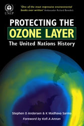 Protecting the Ozone Layer by Stephen O Andersen