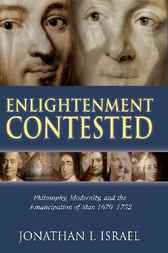 Enlightenment Contested by Jonathan I. Israel