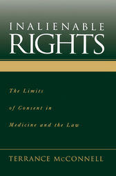 Inalienable Rights by Terrance McConnell