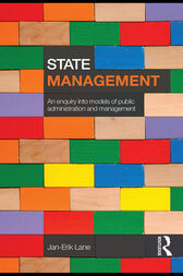 State Management by Jan-Erik Lane