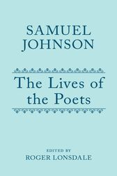 Samuel Johnson's Lives of the Poets by Roger Lonsdale